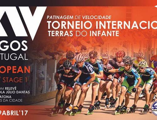 Invitation XIV Terras do Infante 2017 – Etapa  1 Euro Copa