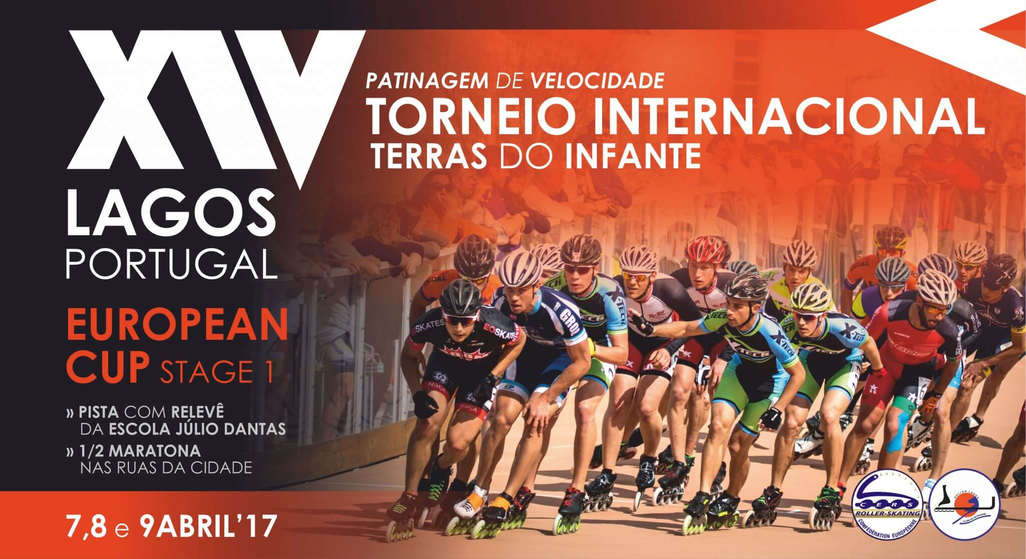 INVITATION 14TH TERRAS do INFANTE – 1st stage Euro Cup 2017 Banner EC 2017 TI full