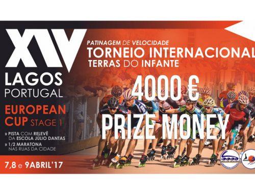 PRIZE MONEY € 4,000!!!!