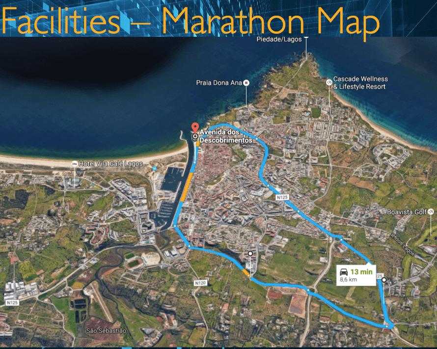 Circuito 25 KM Meia Maratona Soudal