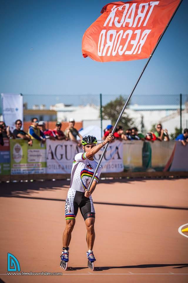 vencedores PATXI PEULA, ESP e AURA QUINTANA, COL VENCEDORES Elton de Souza Track Record 300m
