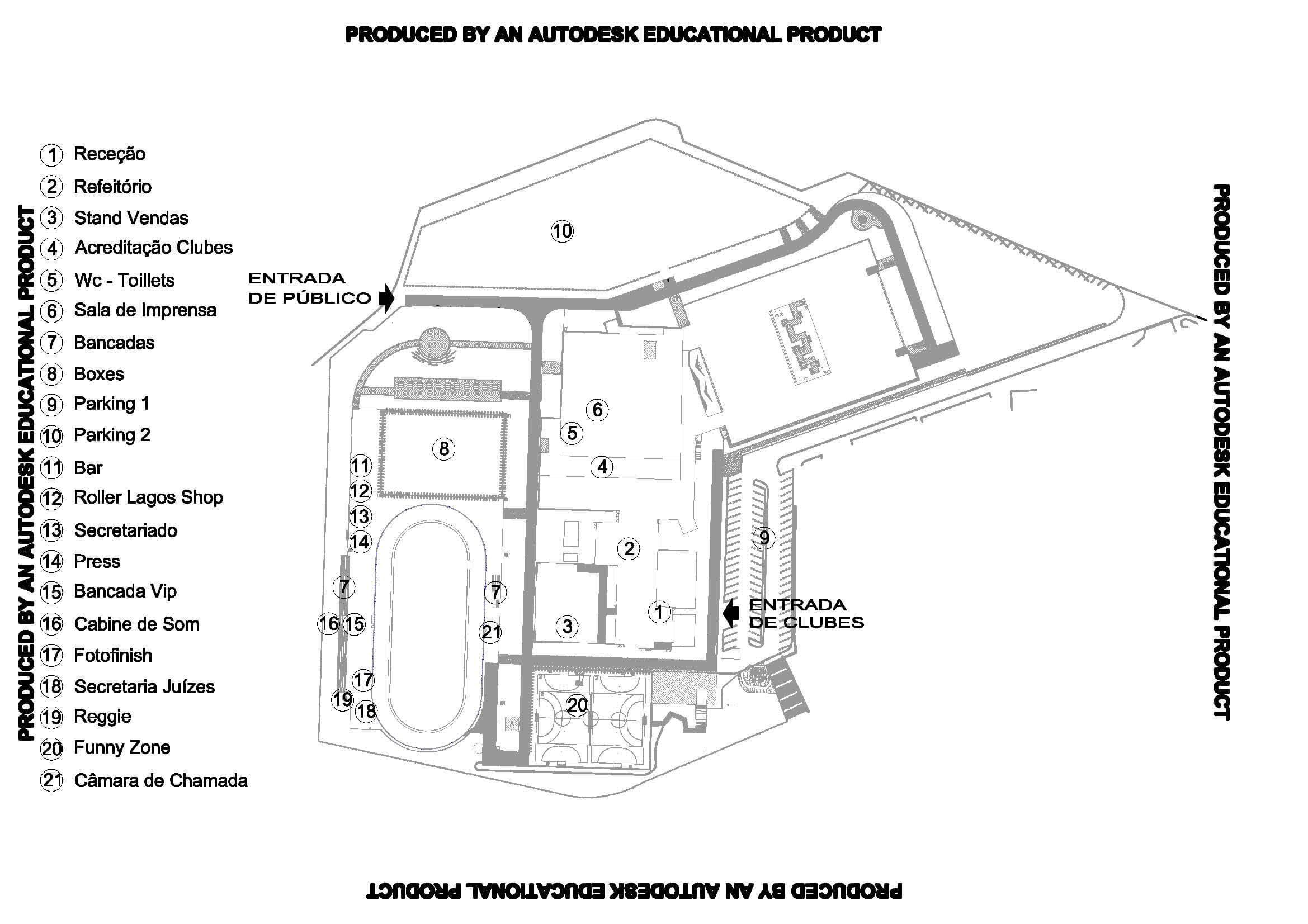 SINALETICA Programa Programa de provas e Séries SINALETICA A4