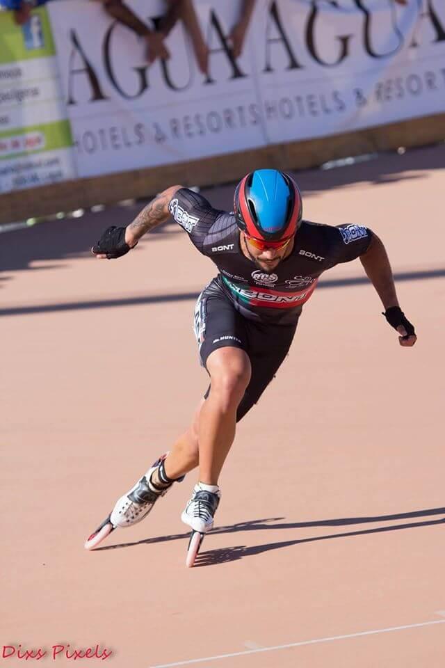 diogo velocidade Taça da Europa de Patinagem de Velocidade  Lagos/2017 1ª etapa – 7-9 Abril diogo