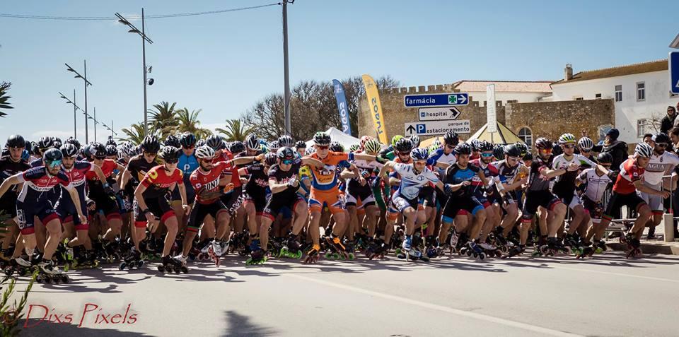 thiebault Thiebault e Tas dominaram Terras do Infante Partida Meia Maratona TI 2018