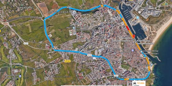 Marathon Circuit (7Km) regulation Regulation maratona