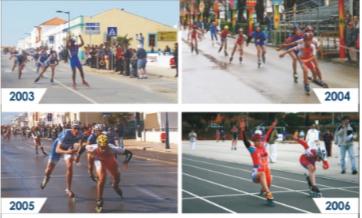 fotos edições 2003 a 2006
