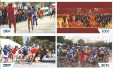 fotos edições 2007 a 2010