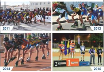 fotos edições 2011 a 2015