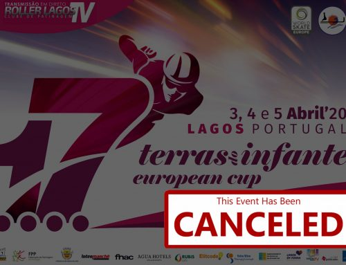2020 Terras do Infante Inline Speed Skating – Cancelled!
